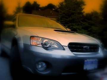Subaru Outback Turbo XT Limited